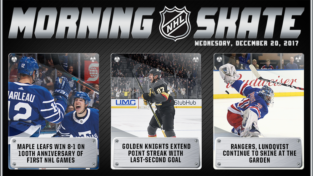 NHL.com Media Site - News - NHL Morning Skate – Dec. 20 871f167fd