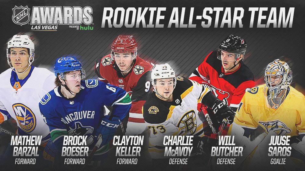 All-Rookie Team