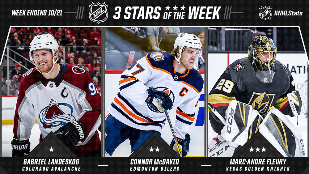 Three Stars of the Week