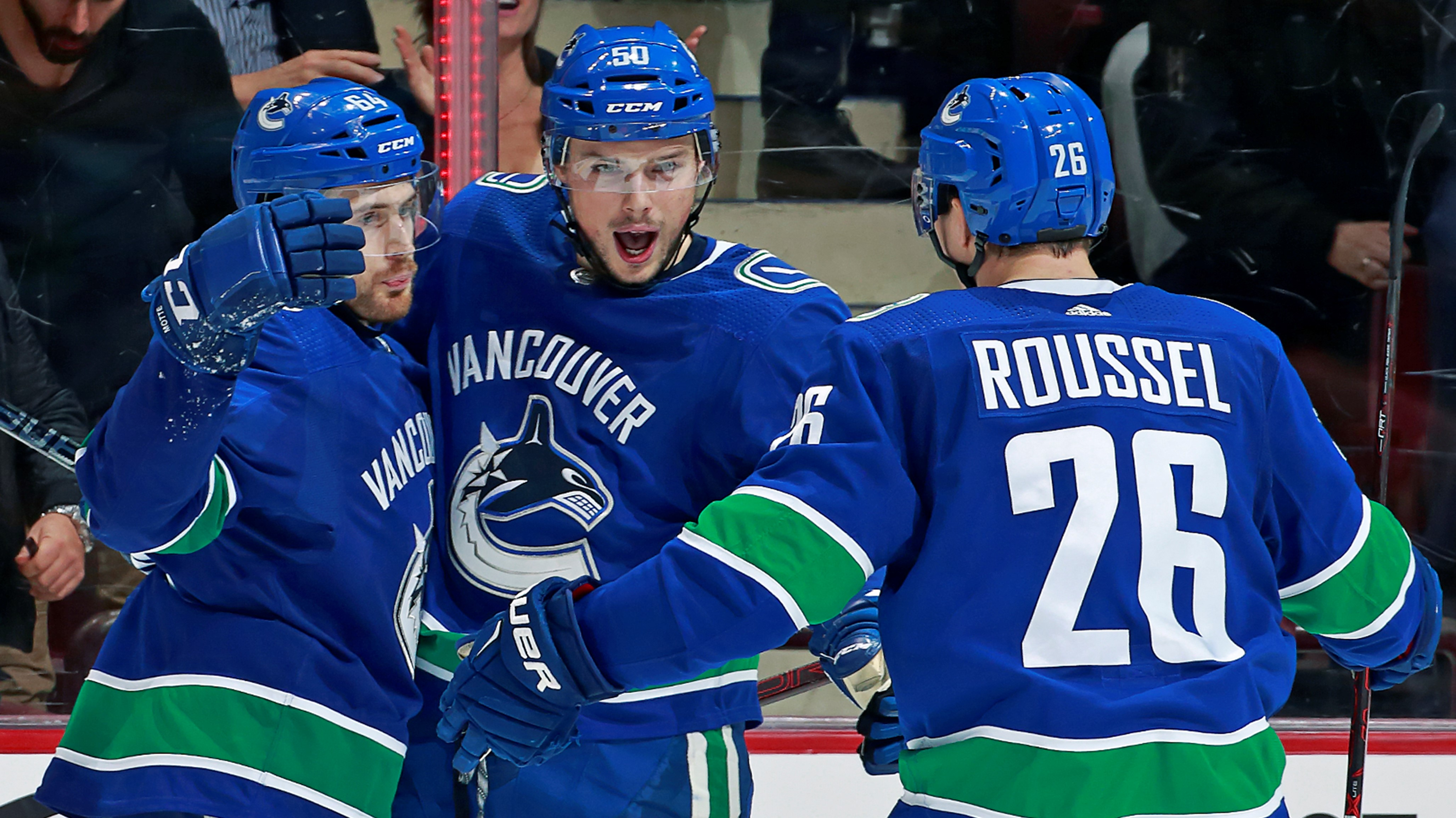 Vancouver Enters The Month Of November With Sole Possession Most Points In Its Division For Sixth Time Franchise History Also 1979 80