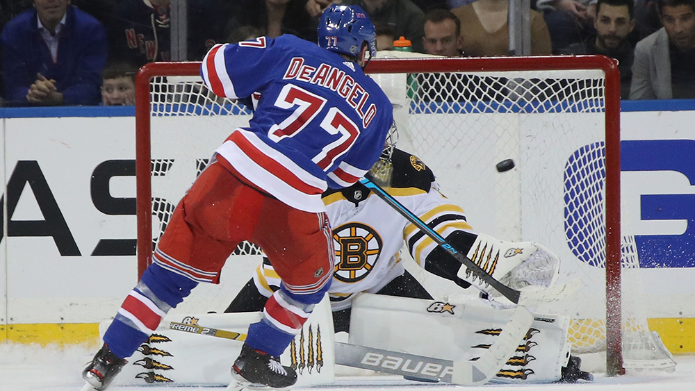 The Rangers rallied from a two-goal deficit in the third period to win for  the first time this season. New York accomplished the feat twice in  2017-18  Oct. ... 9febe6c9e